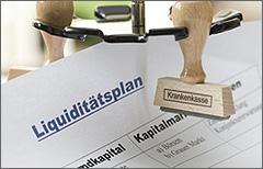 Liquiditätskrisen durch einen Liquiditätsplan verhindern!